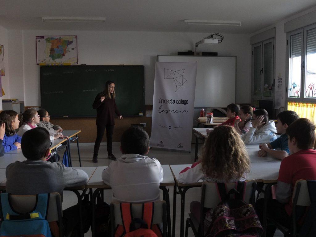 Foto del Proyecto Collage La Serena en colegio 1