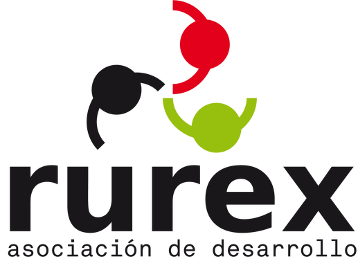 Logotipo de Rurex fondo transparente