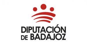 Logotipo Diputación de Badajoz