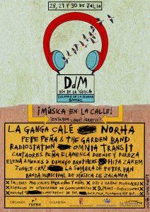 Cartel DdM 2016