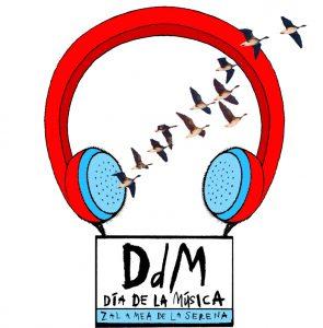 Logo DdM Día de la Música