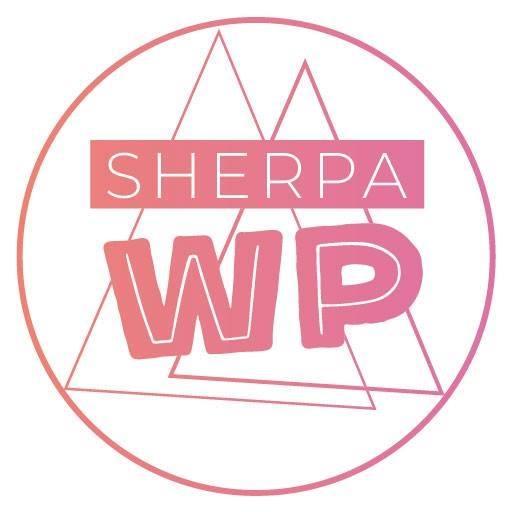 Logo de Sherpa WordPress